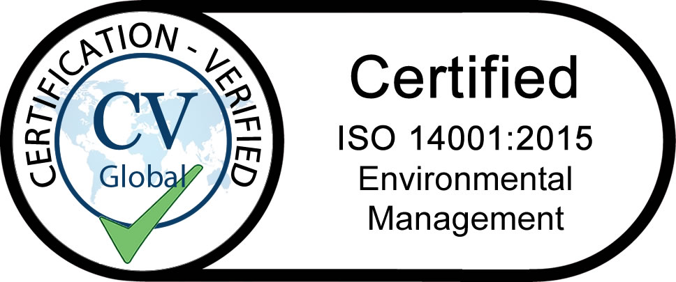 CV Global ISO 14001-responsable